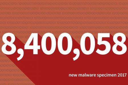 G DATA: Más de 8,4 millones de nuevos programas maliciosos en 2017