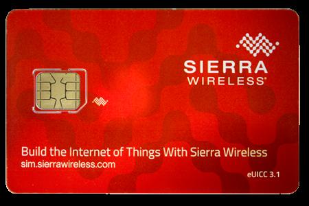 S-CONNECT: Nueva Smart SIM para IoT de Sierra Wireless