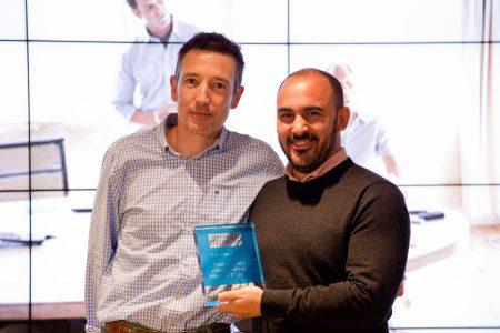 ZERTIA recibe el premio de Productividad 2017 otorgado por Microsoft