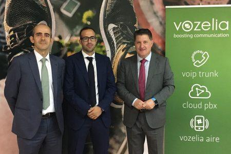 VOZELIA logra alcanzar la cobertura total de fibra óptica en España