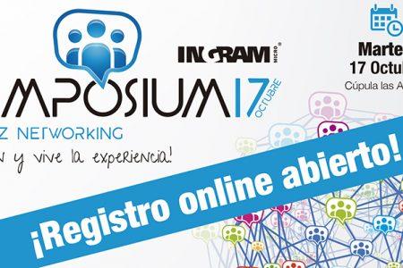 INGRAM MICRO abre el registro online al Simposium 2017