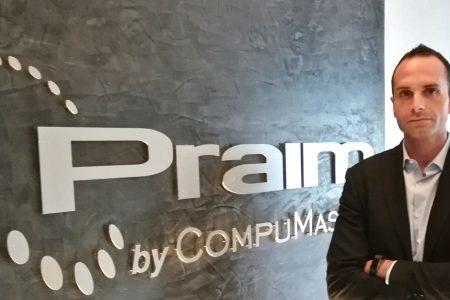 PRAIM: Jacopo Bruni es nombrado nuevo Director de Marketing