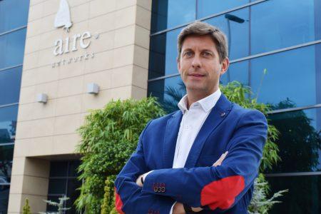 AIRE NETWORKS: Carlos Cortés asume la dirección comercial de aire networks