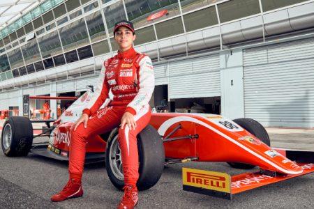 KASPERSKY: Amna Al Qubaisi, la primera mujer árabe en competir en Fórmula E