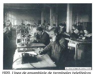 ALCATEL-LUCENT ENTERPRISE cumple 100 años