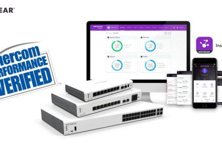NETGEAR Insight Pro es clasificada por los analistas de MIERCOM como una herramienta de administración de RED TOP