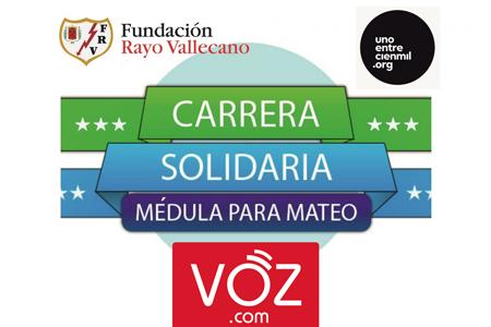 Un año más, VOZ® apoya la lucha contra el cáncer