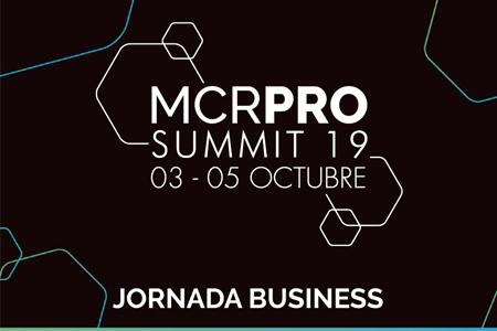 MCR organizó la primera edición de su MCR PRO SUMMIT