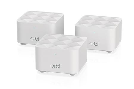 NETGEAR expande la familia ORBI con el nuevo sistema dual BAND MESH – Diseño elegante con un WiFi potente