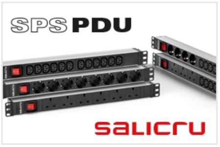 SALICRU: SPS PDU, la unidad de distribución de energía