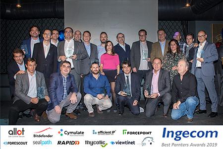 INGECOM otorga los Premios a los Mejores Partners 2019