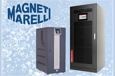 SALICRU: SAIs para las líneas de montaje de Magneti Marelli