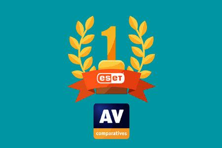 ESET: AV-Comparatives otorga dos medallas de oro a los productos para hogar de ESET