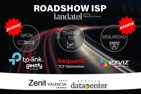 LANDATEL organiza un roadshow para operadores en Valencia y Sevilla