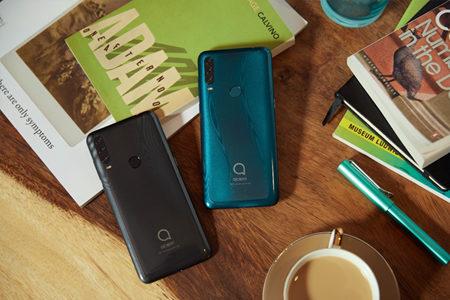 ALCATEL Serie 1 – Celebramos el éxito de la gama de smartphones de entrada número 1