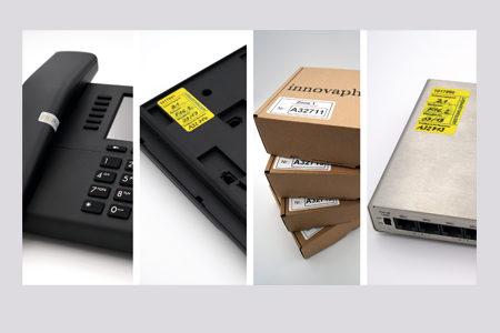 INNOVAPHONE: Dispositivos innovaphone homologados para el modelo de zonificación establecido por el BSI