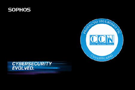 SOPHOS obtiene la certificación LINCE del Centro Criptológico Nacional