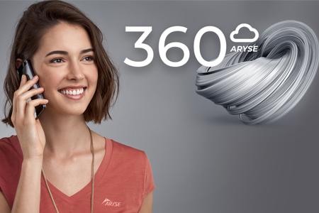 ARYSE 360: una propuesta integral de conectividad, seguridad y herramientas de colaboración con los beneficios de la nube