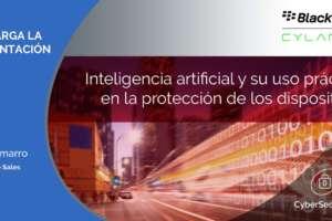 Inteligencia artificial y su uso práctico en la protección de los dispositivos