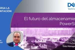 El futuro del almacenamiento: PowerStore