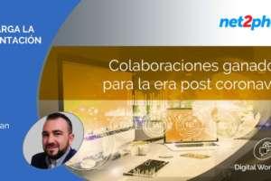 Colaboraciones ganadoras para la era post coronavirus