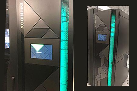 INFINIDAT elimina riesgos para las infraestructuras de almacenamiento con ofertas para nuevos clientes y soporte para NVMe over Fabrics