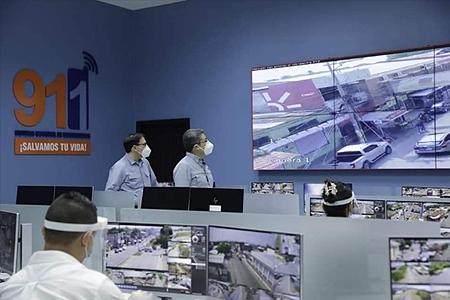 RADWIN: El 911 del Sistema Nacional de Emergencias de Choluteca, Honduras seleccionó a RADWIN como una alternativa a la fibra óptica para el proyecto de CCTV de Ciudad Segura