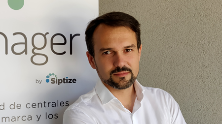 Entrevista con José Vicente Pérez Manresa, director de Siptize