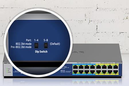 NETGEAR presenta cuatro nuevos switches PoE Gigabit no gestionables para instalaciones poe+ Y poe ++ de alta densidad Plug and Play