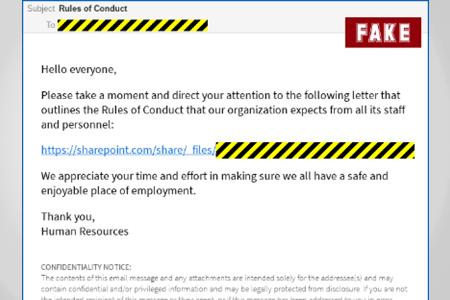 """SOPHOS: Los 10 ciberataques de phishing en los que más suelen """"picar"""" los empleados"""