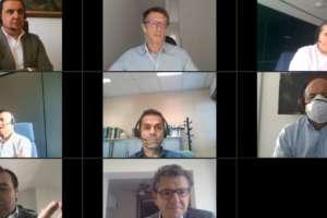 Mesa Redonda «Intelligent & Cloud Networking». Euskadi @aslan Week