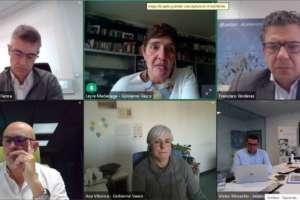 Mesa Redonda «Intelligent & Secure Workspace». Euskadi @aslan Week