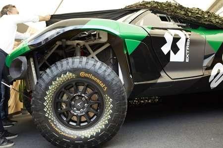 EXTREME E presentó la nueva serie de carreras en un espectacular evento virtual