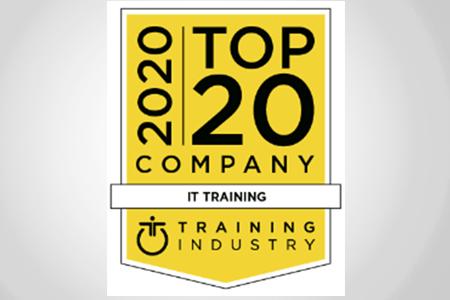 ARROW es seleccionada como una de las 20 principales empresas de formación en TI de la industria