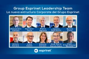 ESPRINET: Leadership Team: la nueva estructura Corporate del Grupo Esprinet