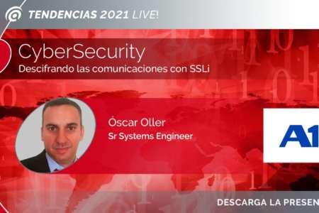 Descifrando las comunicaciones con SSLi de A10