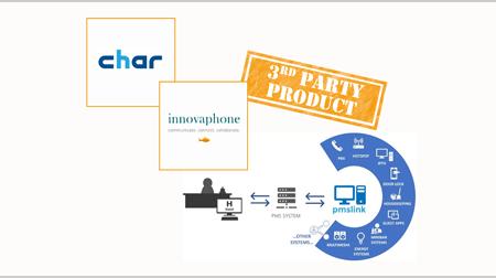 INNOVAPHONE: Integración del sistema pmslink del fabricante Char con la PBX IP innovaphone