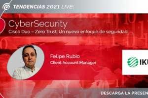 Cisco Duo – Zero Trust. Un nuevo enfoque de seguridad