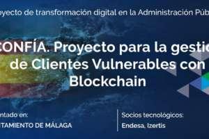 CONFÍA. Proyecto para la gestión de Clientes Vulnerables con Blockchain