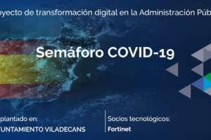 Semáforo COVID-19 en Viladecans