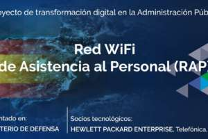 Red WiFi de Asistencia al Personal (RAP)