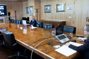 El Gobierno reunió a sindicatos, patronales, sector tecnológico y educativo para impulsar el despliegue del Plan Nacional de Competencias Digitales