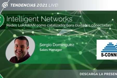 Redes LoRAWAN como catalizador para ciudades conectadas