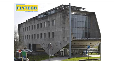 FLYTECH instala un clúster HPC en el interior de un contenedor de transporte de mercancías en la Universidad de Vigo