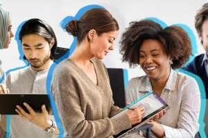 MICROSOFT y LinkedIn han ayudado a 30 millones de personas en todo el mundo a adquirir habilidades digitales durante la COVID-19