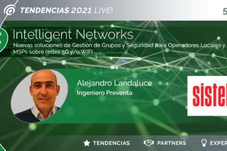 Nuevas soluciones de Gestión de Grupos y Seguridad para Operadores Locales y MSPs sobre redes 5G y/o WIFI