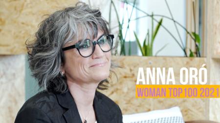 """SAP: Anna Oró, directora de Operaciones de SAP España, en el """"TOP 100"""" de mujeres líderes"""