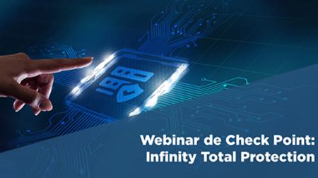 WESTCON: ¡Apúntate al Webinar de Check Point sobre Infinity Total Protection!
