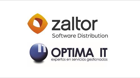 ZALTOR Software Distribution y Optima IT se fusionan