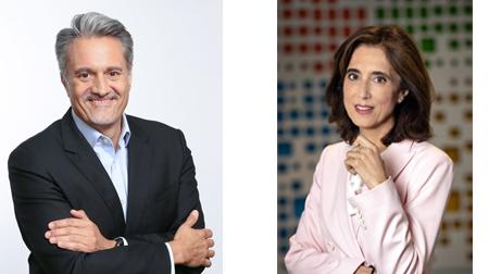 MICROSOFT: Alberto Granados, nuevo presidente de Microsoft España y Pilar López, nueva vicepresidenta de Microsoft Western Europe